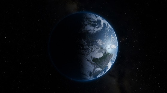 earth-render