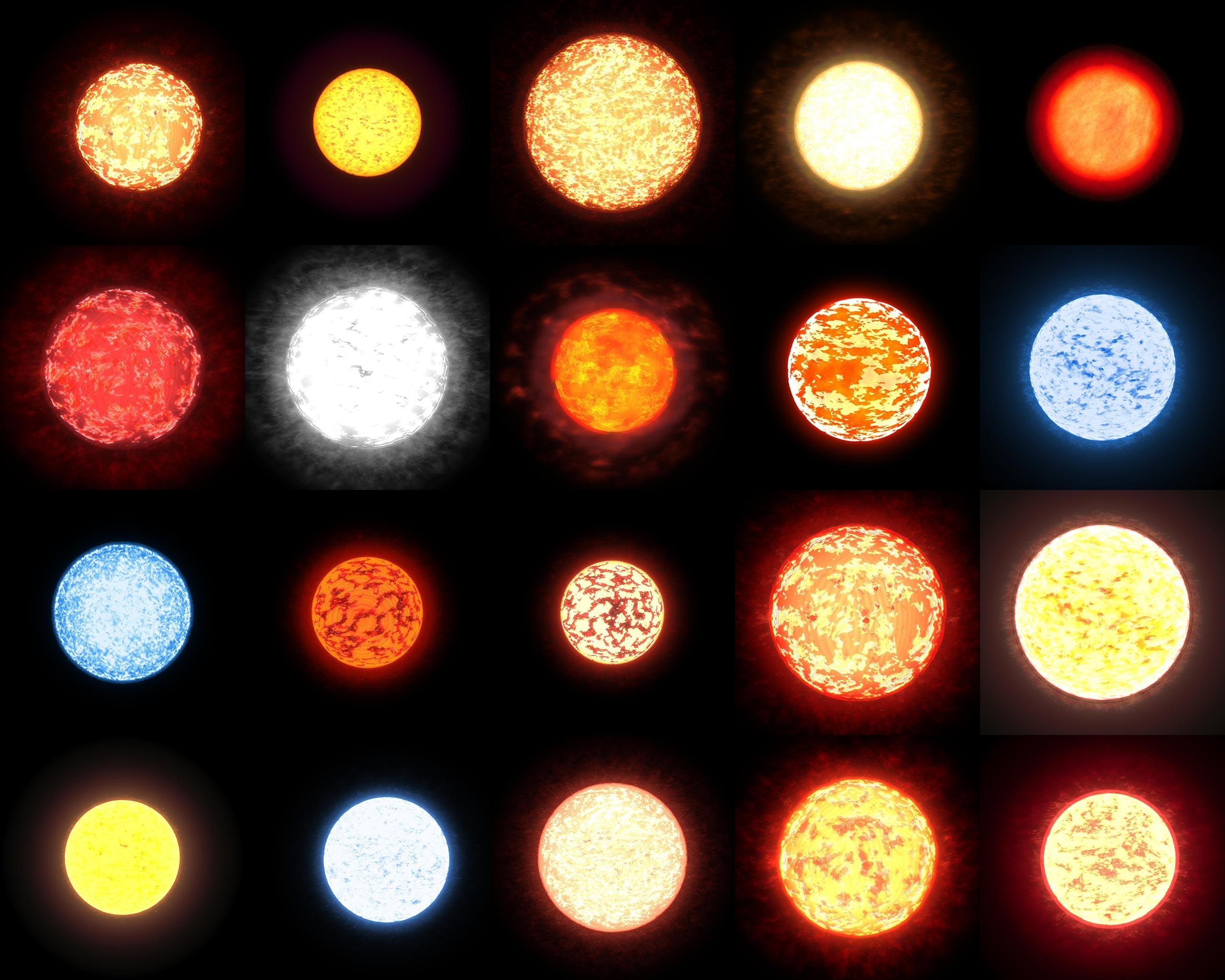 Customizing a Close-Up Sun | The Fulldome Blog