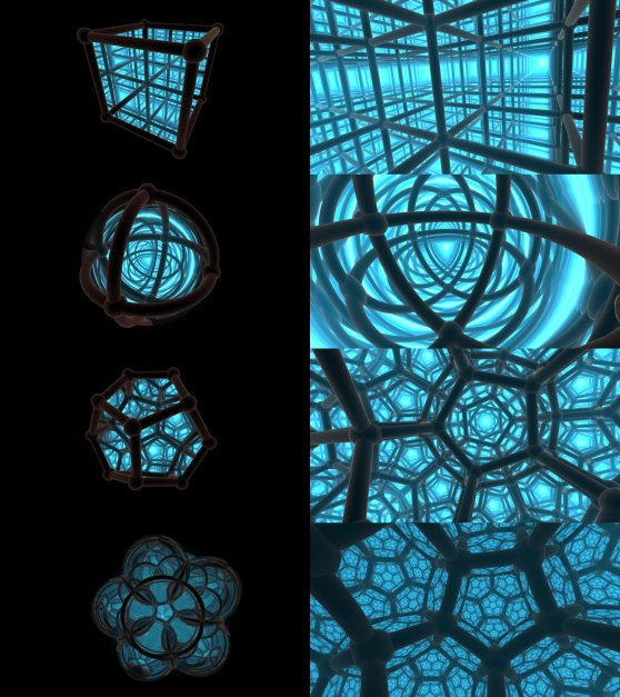 house-of-mirrors-cube-sphere-dodecahedra