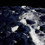 MoonCloseupSouthPole