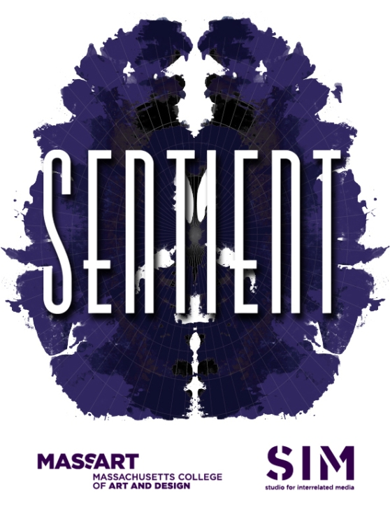 MassArt_Sentient_Poster