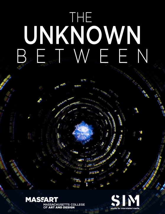 MassArt_UnknownBetween_Poster