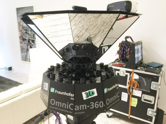 Fraunhofer-HHI-3D-OmniCam360