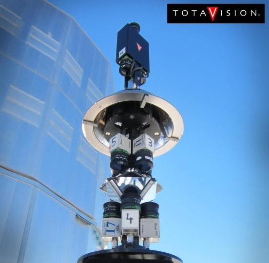 Totavision-Fulldome-Camera