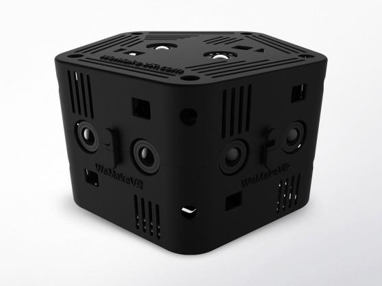 WeMakeVR-Falcon-VR-Camera
