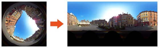 fisheye-to-equirectangular-conversion-of-kodak-pixpro-sp360-4k-footage